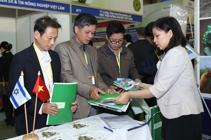 30/11 -2/12/2017: Hội chợ triển lãm nông lâm ngư nghiệp quốc tế GROWTECH VIETNAM 2017 tại Hà Nội