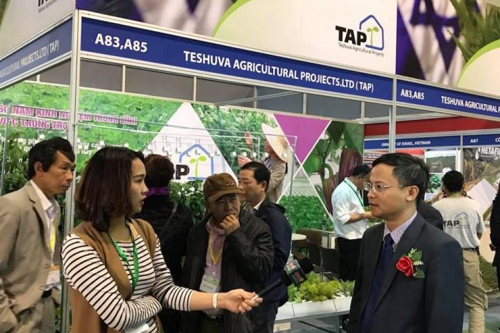 Nông dân Việt tiếp cận sản phẩm công nghệ cao thời đại 4.0