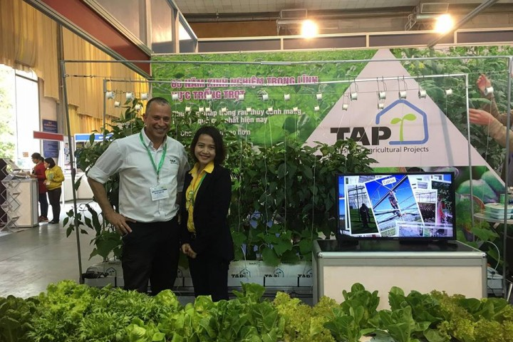 Time for VN agriculture go hi-tech